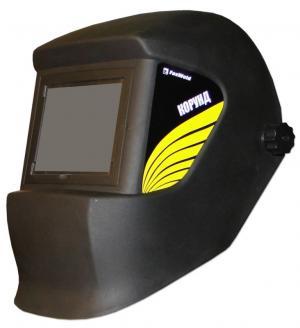 FoxWeld Корунд, черная со стеклом С5
