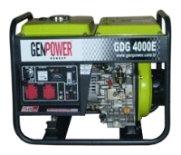 Не выбран GenPower GDG 4000 E