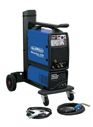 Blueweld Mixpulse 320 R.A.