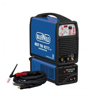 Blueweld Best TIG 421 DC HF/Lift R.A.