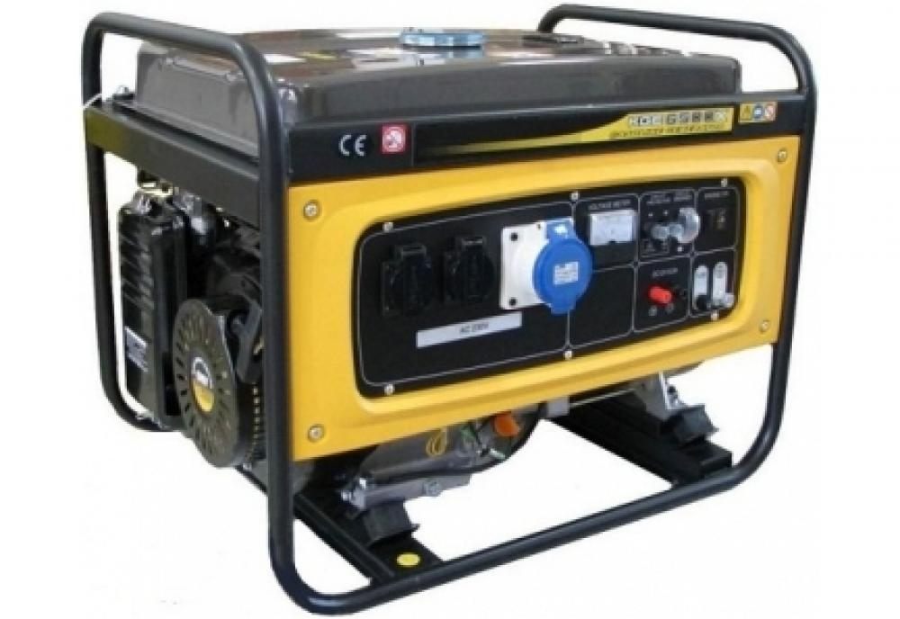 Huter инверторный генератор
